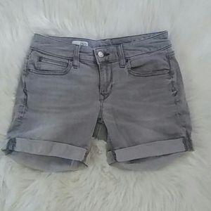 Gap Sexy Boyfriend Shorts Size 25